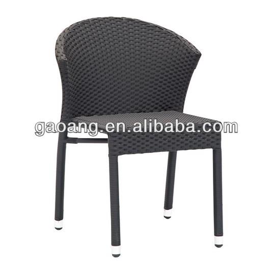 stackable popular rattan chair