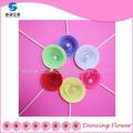Mini Paper Craft Artificial Rose flor com haste longa ( GFAM-04 )