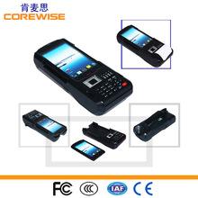 Cheap android pos terminal, 3g smart phone, printer, RFID writer/reader, fingerprint sensor