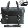 2014 new fashion genuine leather laptop men messenger bag China wholesale