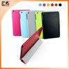 triple folded leather cover case for ipad mini 2,for ipad mini 2 leather cover case