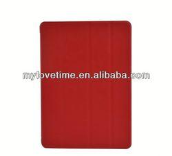 ultra-thin flip leather case case for ipad mini