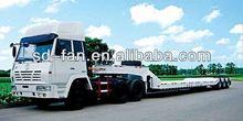 semi-trailer tire carrier