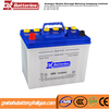 Dry battery Super Quality Lead Acid Dry charged car battery can charged for car with Starting N50 12V50AH
