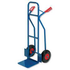 steel foldable hand trolley,