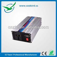 1200 watts Power bright 12v pure sine inverter w/inverter technology 12v/24v/48v DC