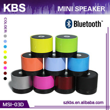 Hot Sale Play Mode & Auto Remember The Last Song Portable Mini Speaker With Usb Charger
