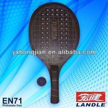 plastic wooden MDF carbon rackets set tennis netting