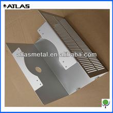 sheet metal houses/fabrication /focus carbon frame