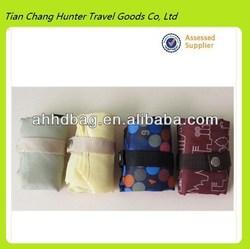 cheap folded shopping bag