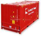 bulk grain container
