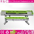 1.8m vasta roll to roll e stampante flatbed uv con il prezzo basso
