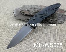 Wholesale titanium folding sports knife
