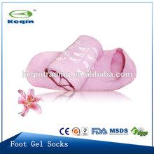 skin peeling foot care foot spa gel socks