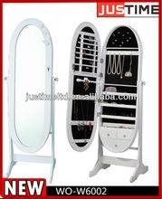 Makeup Organizer,mdf storage cabinet,dressing room mirror