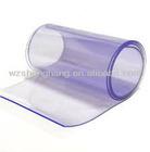 super clear rigid pvc flexible plastic sheet