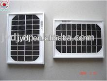 1.5w,2w,3w,5w,8w low power solar panel