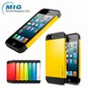 2013 New product TPU PC Slim Armor case for apple iphone 5s, for iphone 5 case with retail package