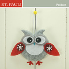 2014 owl hanging handmade christmas toy