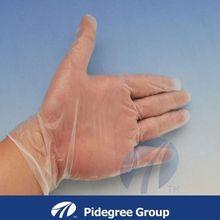 pe disposable gloves food grade/china manufacturer