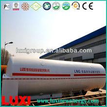 Global exports 12985x2490x3990 LNG transport tanker Semi trailer