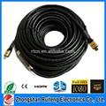 ultra longo cabo hdmi 50m 40m 30m 20m 10m hd1440p 3d preço competitivo e alta qualidade