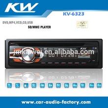 kv6323 black hot sale dvd as fixed panel