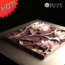 Modern design flower model art and craft for home decoration