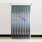 Heat pipe solar collector China solar thermal collector solar thermo panel for solar geyser solar kit