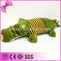 2015 Most Popular Cuddly Stuffed Plush Toy Cute Crocodile