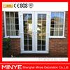 Modern used exterior PVC doors windows and door/Front doors