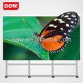 La publicidad de vídeo de la pared con pared de video hdmi controlador/dvi/vga/av/ypbpr/ip 1366x768 ddw-lw460aa05