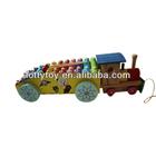 Wooden children Xylophone in Truck shape
