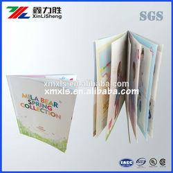 Glossy lamination advertising Book/ Flyers / Leaflet / Catalogue / Brochure / Magazine printing