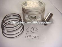 motorcycle piston for BAJAJ casting alluminum alloy