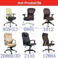 Silla de oficina de cuero de oficina silla del acoplamiento silla de oficina