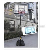 DKS 91100 High Quality Adjustable Basketball Stand Removable