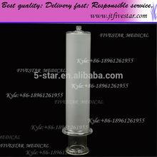medical consumable without needles large glass syringe