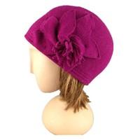 Ladies Knitted Beanie Wool Korean Winter Hat