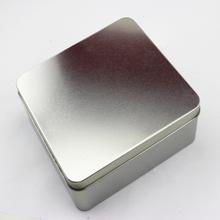 Storage box metal keepsake tin box