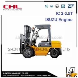 HELI Diesel Forklift With Isuzu Engine Diesel Forklift