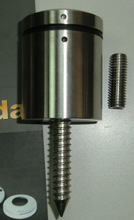 Stainless Steel Mounted Standoff Pin for Glass Pool Fencing