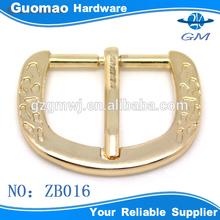 New fashion gold wholesale belt buckles