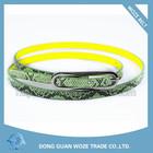 Snake Pattern Belt Fashion New Woman Belt