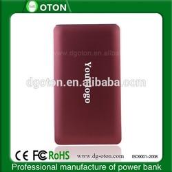 2014 newest high quality 8000mAh power bank