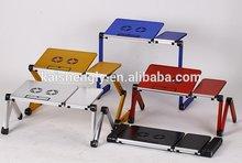 Multifunctional&Ergonomics Design Dual Layer Table