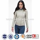 PU leather jacket wholesale woman clothing imports china