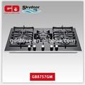 haute qualité nouveau design 2014 cuisinière à gaz avec grill et four