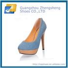 Hottest Latest Design High Heel Fashion Lady Dress Shoes