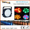 144pcs intensive brightness LED thin par light / led panel par light